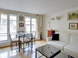 S02011 - Studio 2 personnes Sentier - Bonne Nouvel - 1st Arrondissement Louvre vacation rentals