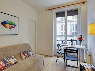 109116 - Appartement 4 personnes Opéra - 19th Arrondissement Buttes-Chaumont vacation rentals