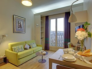 S09447 - Studio 4 personnes Elysées - Madeleine - 1st Arrondissement Louvre vacation rentals