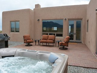 Casa del Sol- On 10 Acres Private and Secluded with Grand Mountain Views - Arroyo Seco vacation rentals