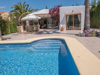 4 Bedroom, Two Bathroom Villa with 8 by 4 Private - Javea vacation rentals