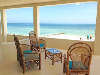 Deco Beach Club - Villa #3- Beach with Style! - Chelem vacation rentals