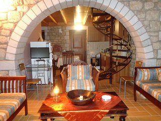 Dimitrios Pan. Kourampas - Menina Farm ( Apartment with terrace - Sophia) - Kalamata vacation rentals