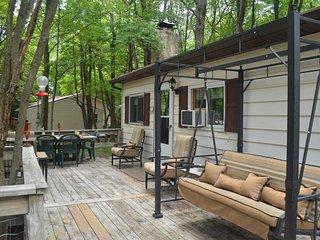Front Porch Paradise - Pocono Cabin - Blakeslee vacation rentals