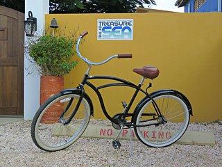 Treasure By The Sea Bonaire KAS DI AMOR 2 Bedrooms only 25 Steps to the Sea - Kralendijk vacation rentals