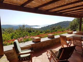 Amazing Villa 6BR 5BT - Best View- TOP-PUNTA ALA - Punta Ala vacation rentals