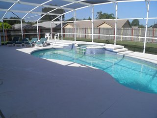 Quiet, Comfortable 4 bed with large private pool - Kissimmee vacation rentals