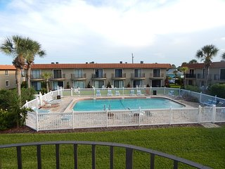 Ponce Landing Unit #49, Poolside, Family Friendly - Saint Augustine Beach vacation rentals