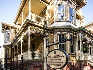 The Whitman on Forsyth Park - Savannah vacation rentals