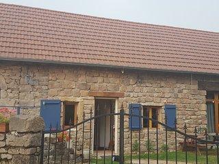 Sfeervol familievakantiehuis vlakbij Macon - Cluny vacation rentals