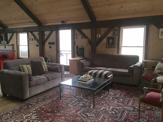 Modern Farm House on Organic Farm - Leicester vacation rentals