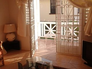 Sea Coast GF 2 bed villa 50 metres from the beach - Oistins vacation rentals