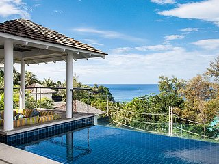 Bright Villa with Internet Access and Television - Surin Beach vacation rentals