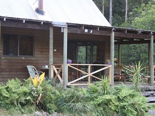 Booyong Conservation Rustic Accomodation - Byabarra vacation rentals