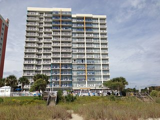 Oceanfront 2-BR Penthouse in Broadwalk,downtown MB - Myrtle Beach vacation rentals