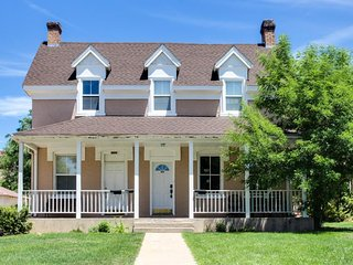 Charming & historic home in downtown Cedar City - Shakespeare Festival lodging! - Cedar City vacation rentals