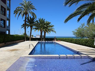 Nice Condo with Shared Outdoor Pool and Television - Denia vacation rentals