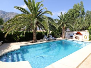 Cozy Villa with Television and Fireplace - Denia vacation rentals