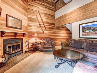 Lovely 2 bedroom Park City House with Deck - Park City vacation rentals