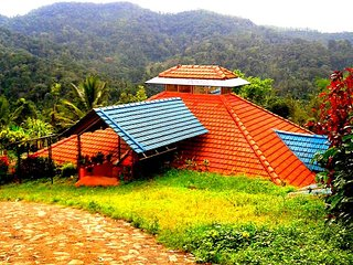 A home in Coffee Estate  in Coorg is an experience for Vegetarian-Teetotalers - Madikeri vacation rentals