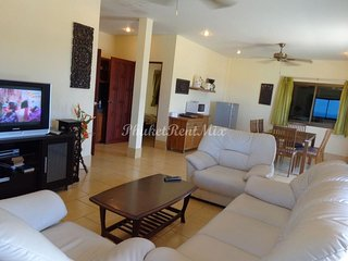 Apartment 2 bedrooms sea views Karon district No. 7 - Karon vacation rentals