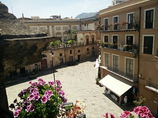 City center apartment huge terrace - Palermo vacation rentals