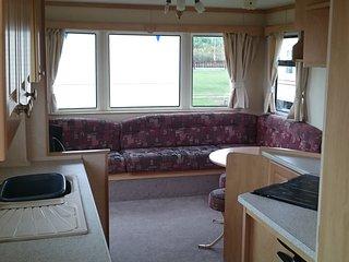 CO8- 6 berth caravan on coastfields - Ingoldmells vacation rentals
