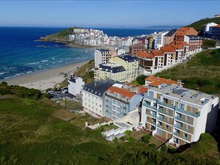Cozy, lovely apartment on the beach - Malpica de Bergantinos vacation rentals