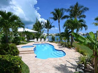 Boaters Dream Home - with private pool and dock - Treasure Cay vacation rentals