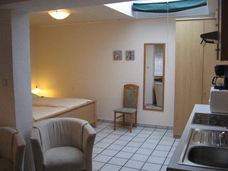 Vacation Apartment in Bad Schwartau - 366 sqft, located in a renovated schoolhouse, courtyard available,… - Bad Schwartau vacation rentals