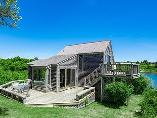 ALDEB - Waterfront, Hi Speed Internet - Chilmark vacation rentals