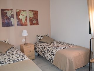 PENTHOUSE TRIANA 2 BEDROOMS WITH TERRACE - Seville vacation rentals
