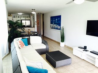 #6 Beachfront Apt: 3BR, 2BA - Jobos Beach PR - Isabela vacation rentals