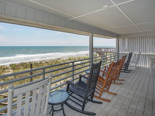 C Kissed Ocean-Front, Vacation Home On Oak Island - Oak Island vacation rentals