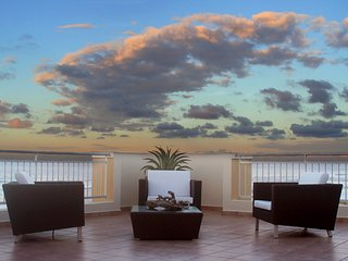 #2 Luxurious Beachfront 4br, 3ba Penthouse - Jobos - Isabela vacation rentals