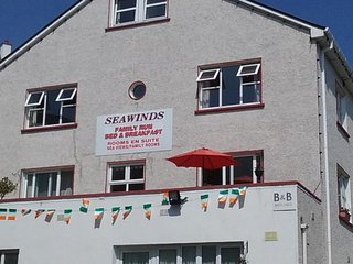 Seawinds Bed and Breakfast Double Room 1 - Killybegs vacation rentals