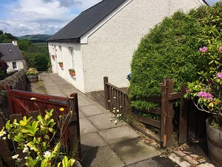 cottage overlooking Firth of Tay, in quiet village - Newburgh vacation rentals