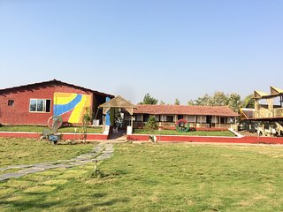 Perfect Farmhouse Barn with A/C and Parking - Vajreshwari vacation rentals