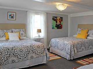 The Quirky Cow Room at Cedar Hill Farm B&B - Essex vacation rentals