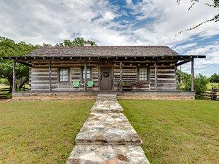 The Cabin at Rocky Creek Ranch - Fredericksburg vacation rentals