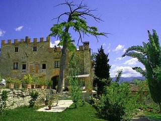 5 bedroom Apartment in San Polo In Chianti, Valdarno, Tuscany, Italy : ref - San Polo in Chianti vacation rentals