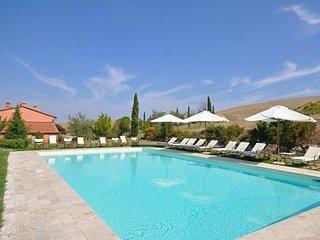 Charming 8 bedroom Villa in Castiglione D'Orcia - Castiglione D'Orcia vacation rentals