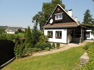 Holiday Home in Czech Republic with swimming pool - Moravska Trebova vacation rentals