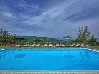 Nice 6 bedroom Vacation Rental in Monterchi - Monterchi vacation rentals