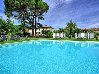 Unique Villa Capolona with private swimming pool - Capolona vacation rentals