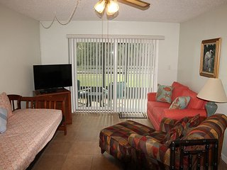 Pelican Inlet A107, Ground Floor Condo, Boat Parking, Pool, Tennis Court - Saint Augustine vacation rentals