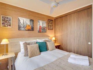 A3 Nice , cozy and comfortable 2BD 1BTH apartment - Santiago vacation rentals