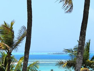 Romantic 1 bedroom San Andres Condo with A/C - San Andres vacation rentals