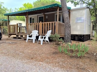 Luxury Chalets near Frejus - at Camping Lei Suves - Saint-Aygulf - Cote d'Azur - Les Issambres vacation rentals
