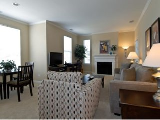 Furnished 2-Bedroom Apartment at Carlsbad Cir & Yosemite Ave Naperville - Naperville vacation rentals